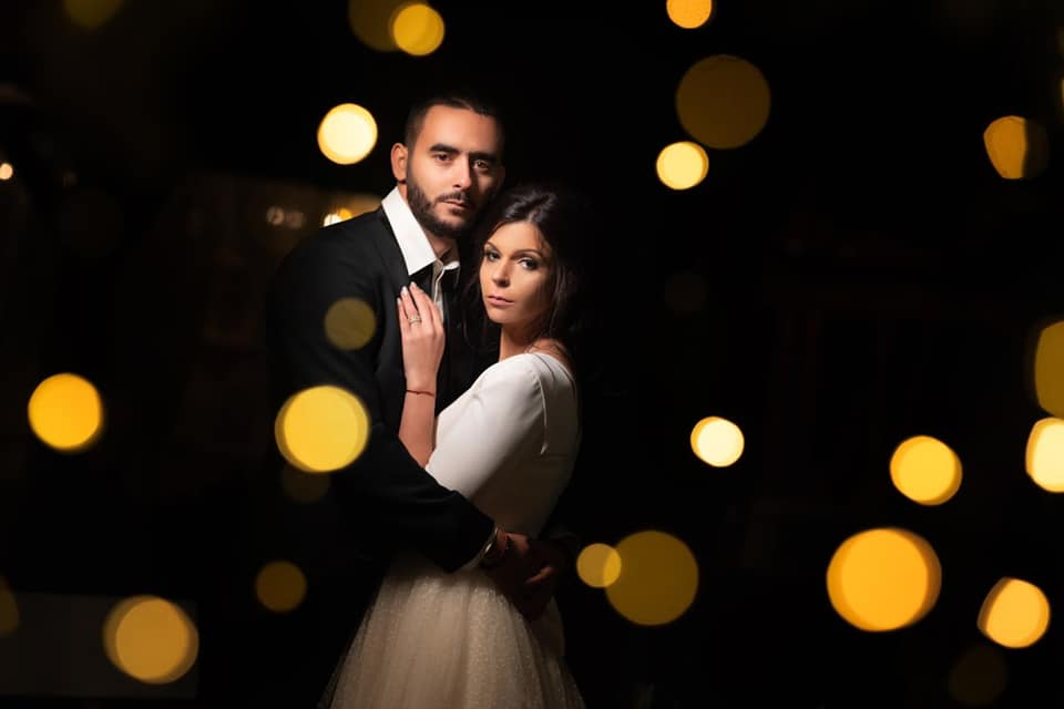 фотосесия-младоженци